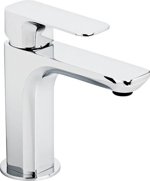 Evenes Waschtischmischer Evando mit Ablaufgarnitur verchromt, Ausladung 120mm
