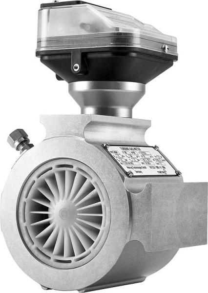 Quantometer MQM G250 DN100 Zwischenbauw. Vmax 400m³/h, m.Impulsgeber E1, PN16
