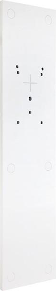 Montageplatte, passend für Normbau Stützklappe und Wandstützgriffe 7448480092