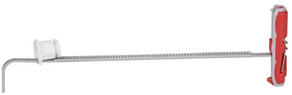 Dübel Fischer Duotec 12 S PH VPE = 10 Stück 542797 mit Spannplattenschraube