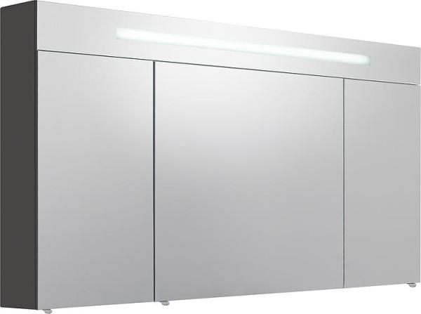 Badmöbel-Set ELISA Serie MAA anthrazit matt m. Spiegelschrank