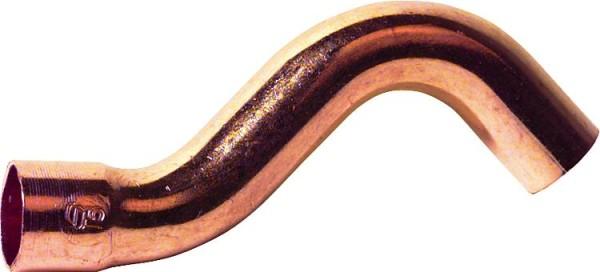 Kupferlötfitting 5086 Überbogen 15 mm
