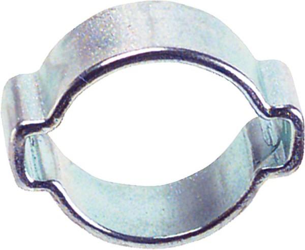 2-Ohr-Schlauchklemmen W1 11 - 13 mm