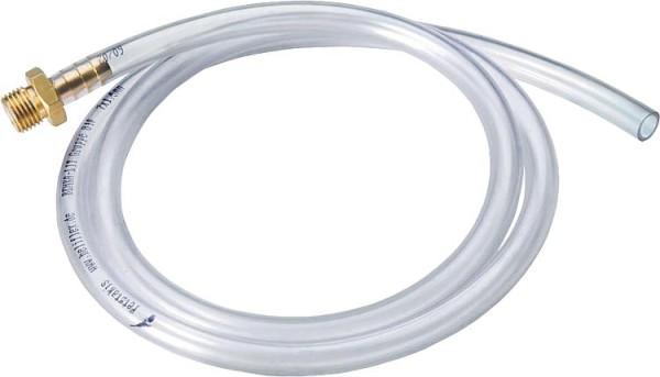 PVC Schlauch Saugseitig für Pumpe HAP-21 Länge: 1000mm