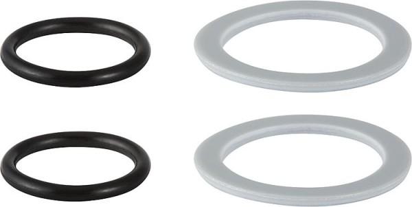 Mepla Dichtungsset EPDM/PE-LD d26 bestehend aus 2x O-Ring und Scheibe