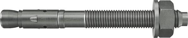 Einschlagmuttern M6x9 verzinkt VPE=100 Stück