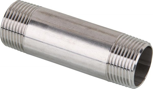 Edelstahl Pressfitting V-Kontur Muffe 35mm