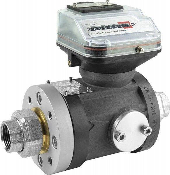 Quantometer MQM G40 DN25(1), Vmax65m³/h, m.Impulsgeber E1, PN4