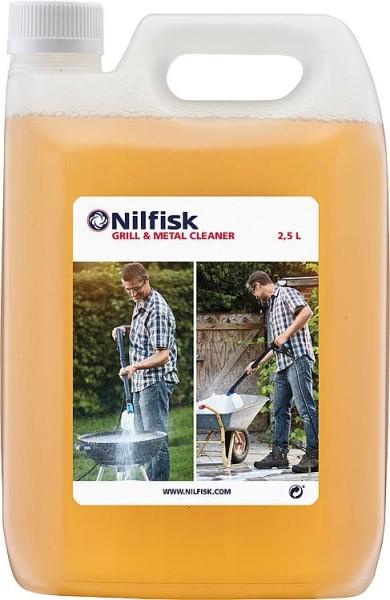 Grill- und Metallreiniger NILFISK für Hochdruckreiniger Inhalt: 2,5 Liter