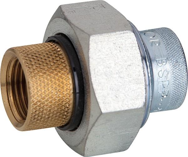 Isoliertrennverschraubung ISO-RID DF 15 1//2/'
