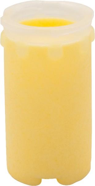 Ölfilter Ölfiltereinsatz Sinter - Kunststofffilter gelb, rund Siku Filter 50 µm