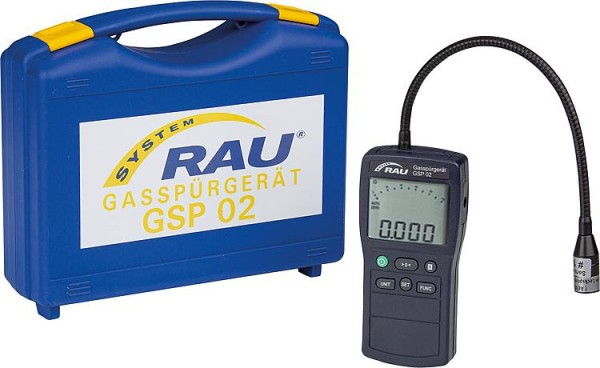 Gaslecksuchgerät GSP 02 Rau