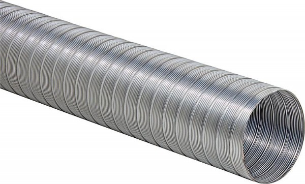 Flexibles Abgasrohr zu MA32-91 aus Edelstahl 3m d150mm