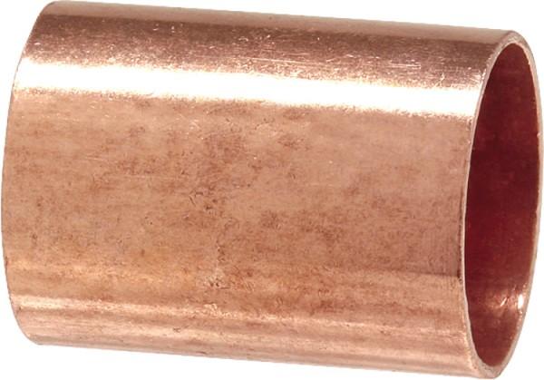 Kupferlotfitting Schiebemuffe I I Ohne Anschlag Typ 5270 S15 Mm