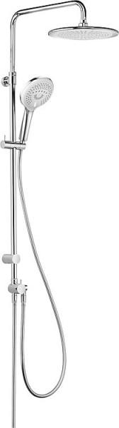 Brausesystem Kludi Freshline verchromt,höhenverstellbar 980 - 1290mm