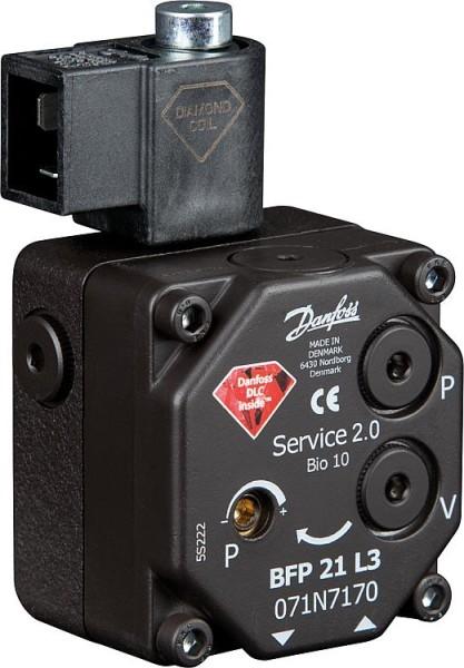 Danfoss Ölbrennerpumpe BFP 21 L3 Danfoss 071N7170 Ölpumpe Diamond ersatz zu 071N0170